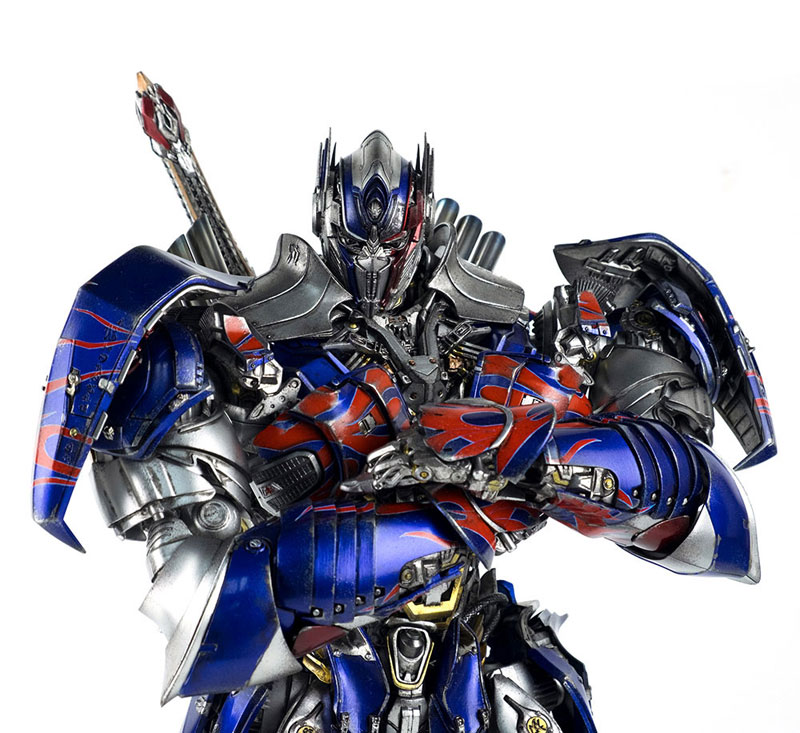 Transformers: The Last Knight OPTIMUS PRIME『トランスフォーマー/最後の騎士王|オプティマスプライム』可動フィギュア-010
