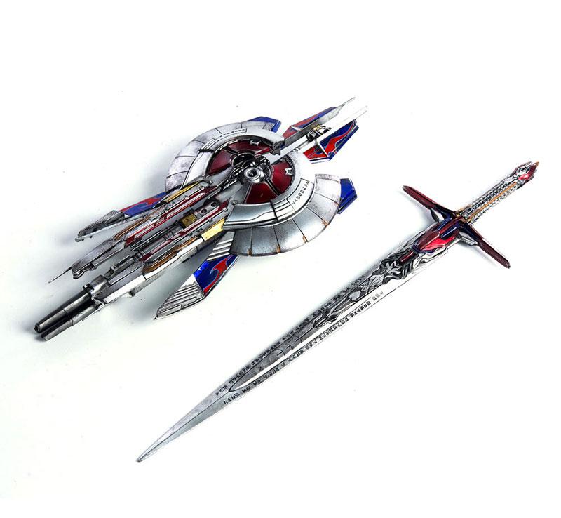 Transformers: The Last Knight OPTIMUS PRIME『トランスフォーマー/最後の騎士王 オプティマスプライム』可動フィギュア-011