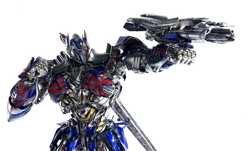 Transformers: The Last Knight OPTIMUS PRIME『トランスフォーマー/最後の騎士王|オプティマスプライム』可動フィギュア-013