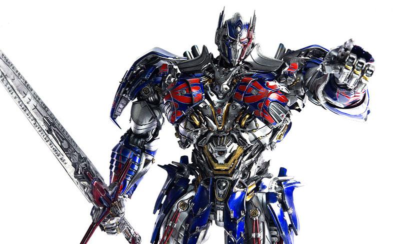 Transformers: The Last Knight OPTIMUS PRIME『トランスフォーマー/最後の騎士王|オプティマスプライム』可動フィギュア-015