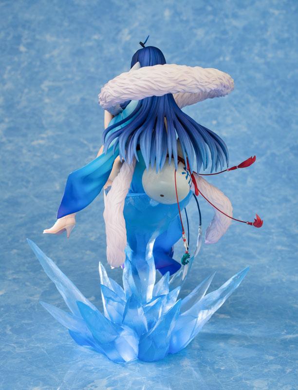 縁結びの妖狐ちゃん 塗山雅雅(とさんやや) 1/8 塗装済み完成品フィギュア-003