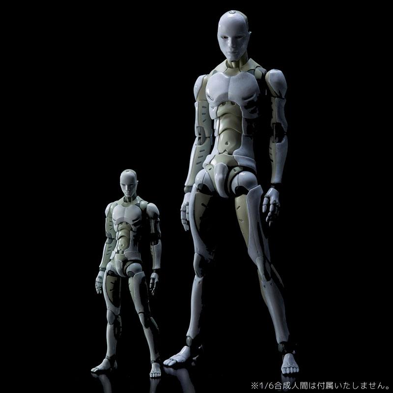 1/12 東亜重工製第三次生産 合成人間 アクションフィギュア-006