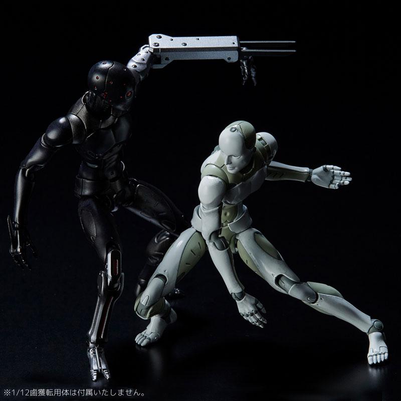 1/12 東亜重工製第三次生産 合成人間 アクションフィギュア-007