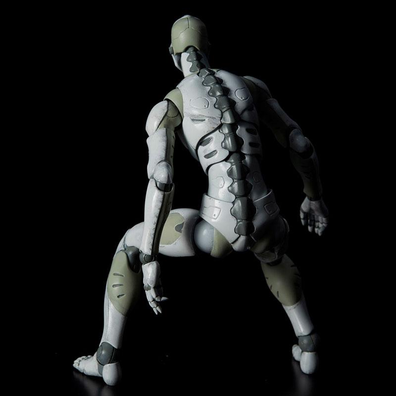 1/12 東亜重工製第三次生産 合成人間 アクションフィギュア-009