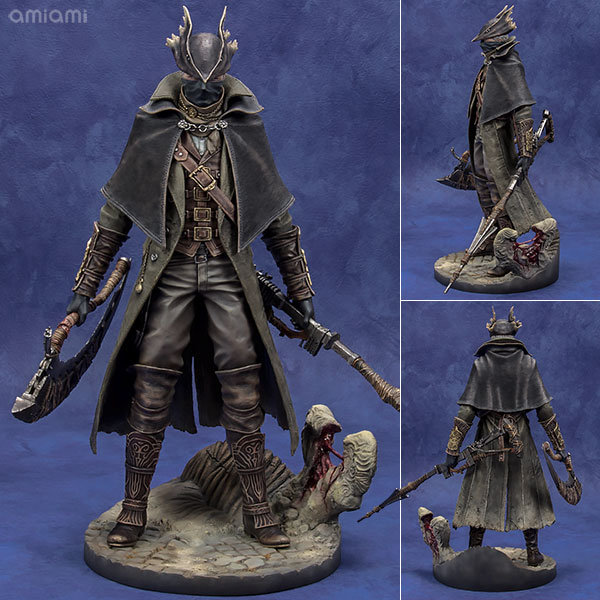 Bloodborne The Old Hunters/ 狩人 1/6 スケール スタチュー