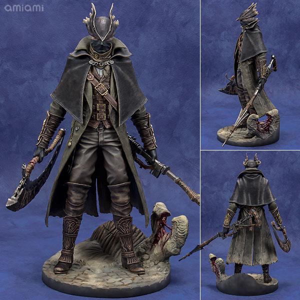 Bloodborne The Old Hunters/ 狩人 1/6 スケール スタチュー