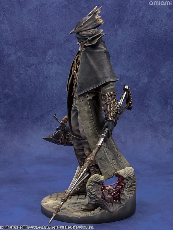 Bloodborne The Old Hunters/ 狩人 1/6 スケール スタチュー-002