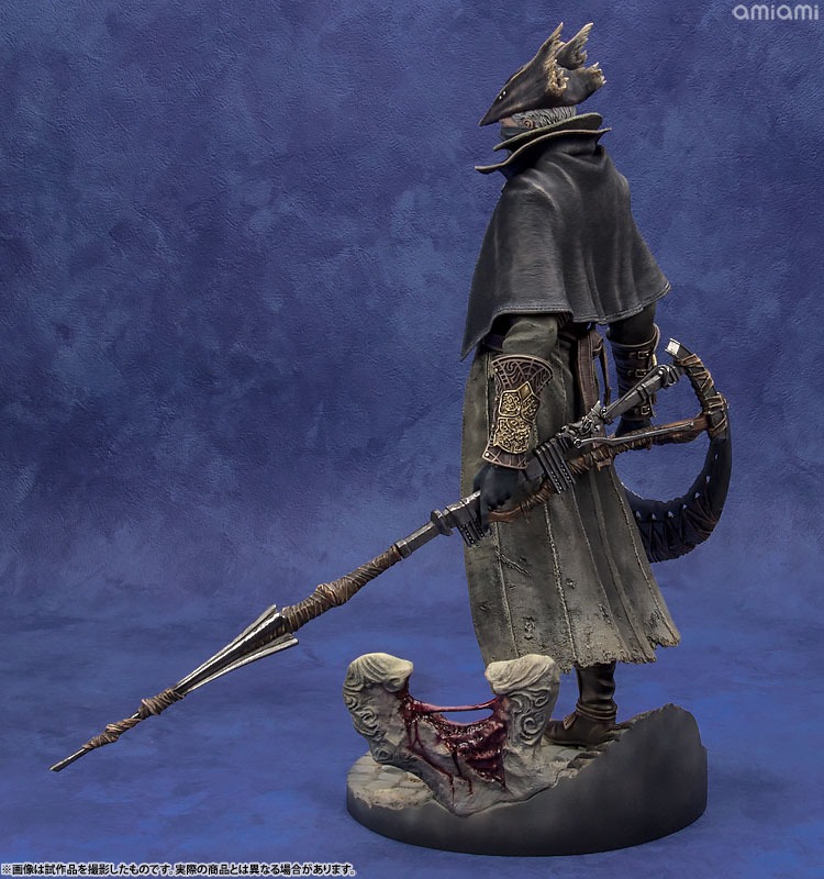 Bloodborne The Old Hunters/ 狩人 1/6 スケール スタチュー-003