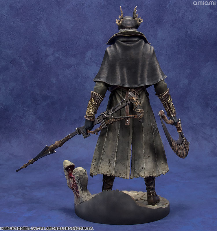 Bloodborne The Old Hunters/ 狩人 1/6 スケール スタチュー-004