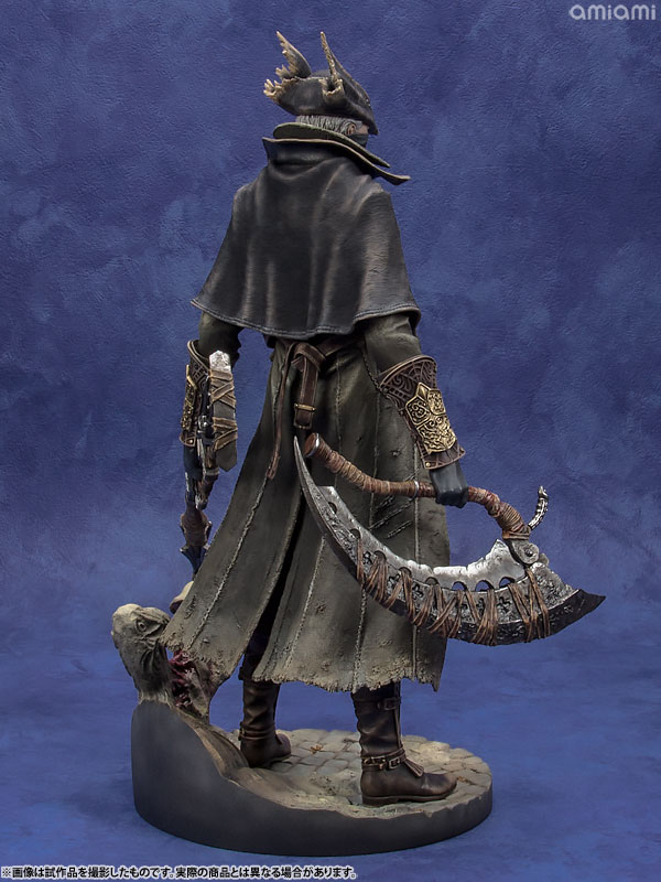 Bloodborne The Old Hunters/ 狩人 1/6 スケール スタチュー-005