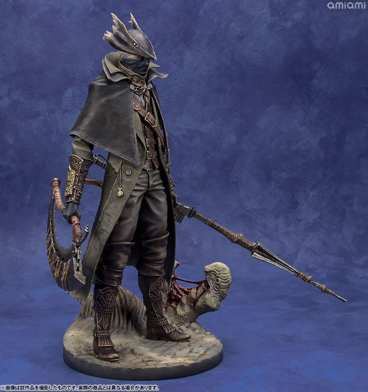 Bloodborne The Old Hunters/ 狩人 1/6 スケール スタチュー-007