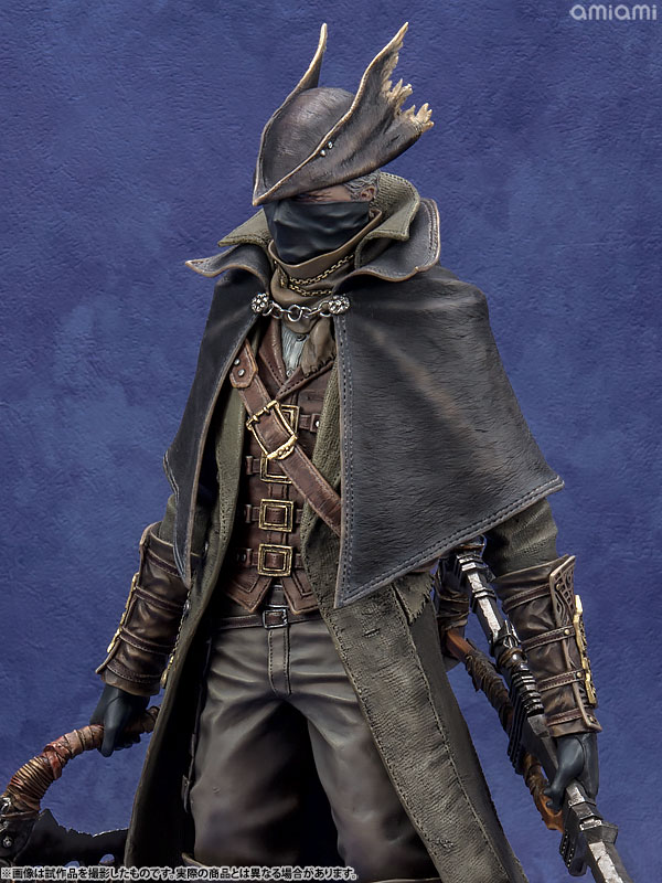 Bloodborne The Old Hunters/ 狩人 1/6 スケール スタチュー-009