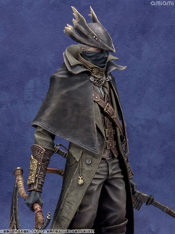 Bloodborne The Old Hunters/ 狩人 1/6 スケール スタチュー-010