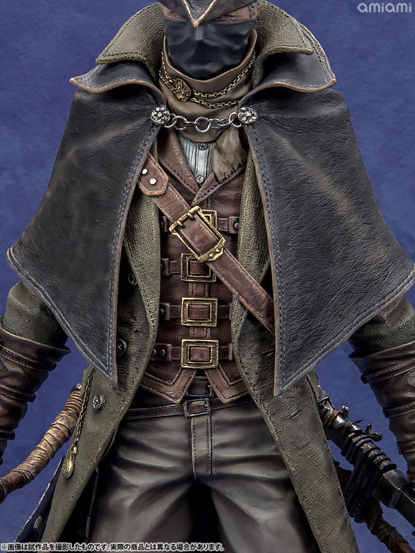 Bloodborne The Old Hunters/ 狩人 1/6 スケール スタチュー-013