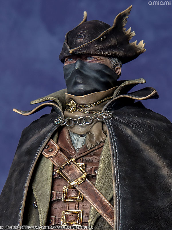 Bloodborne The Old Hunters/ 狩人 1/6 スケール スタチュー-020