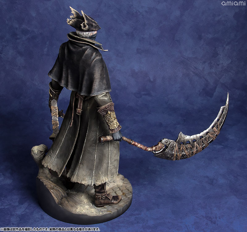 Bloodborne The Old Hunters/ 狩人 1/6 スケール スタチュー-025