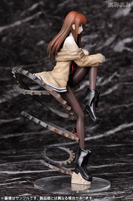 【再販】Steins;Gate 牧瀬紅莉栖 1/8 完成品フィギュア-004