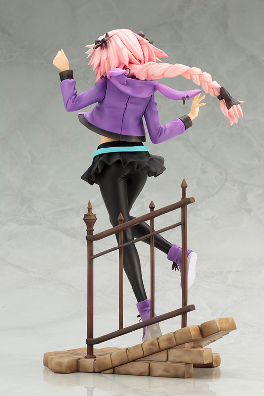 "Fate/Apocrypha ""黒""のライダー 1/7 完成品フィギュア-003"