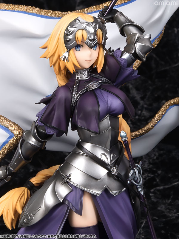 『Fate/Grand Order』 ルーラー/ジャンヌ・ダルク 1/7 完成品フィギュア-009