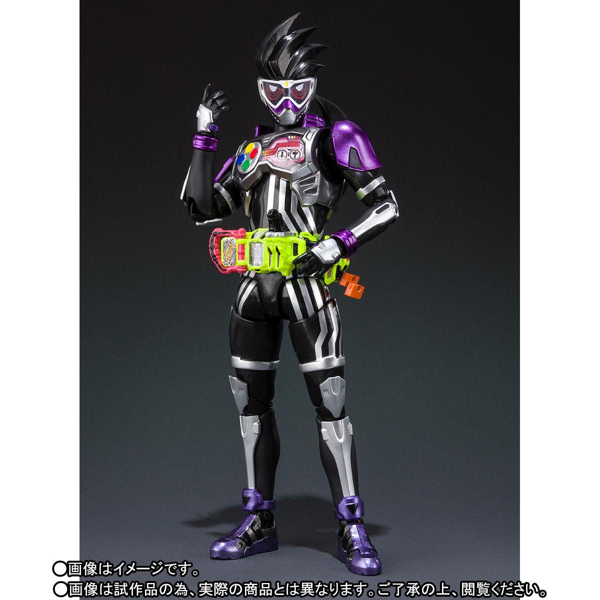 S.H.Figuarts 仮面ライダーゲンム アクションゲーマー レベル0-003