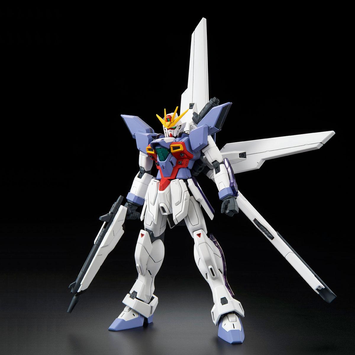 MG 1/100『ガンダムX3号機』プラモデル-002