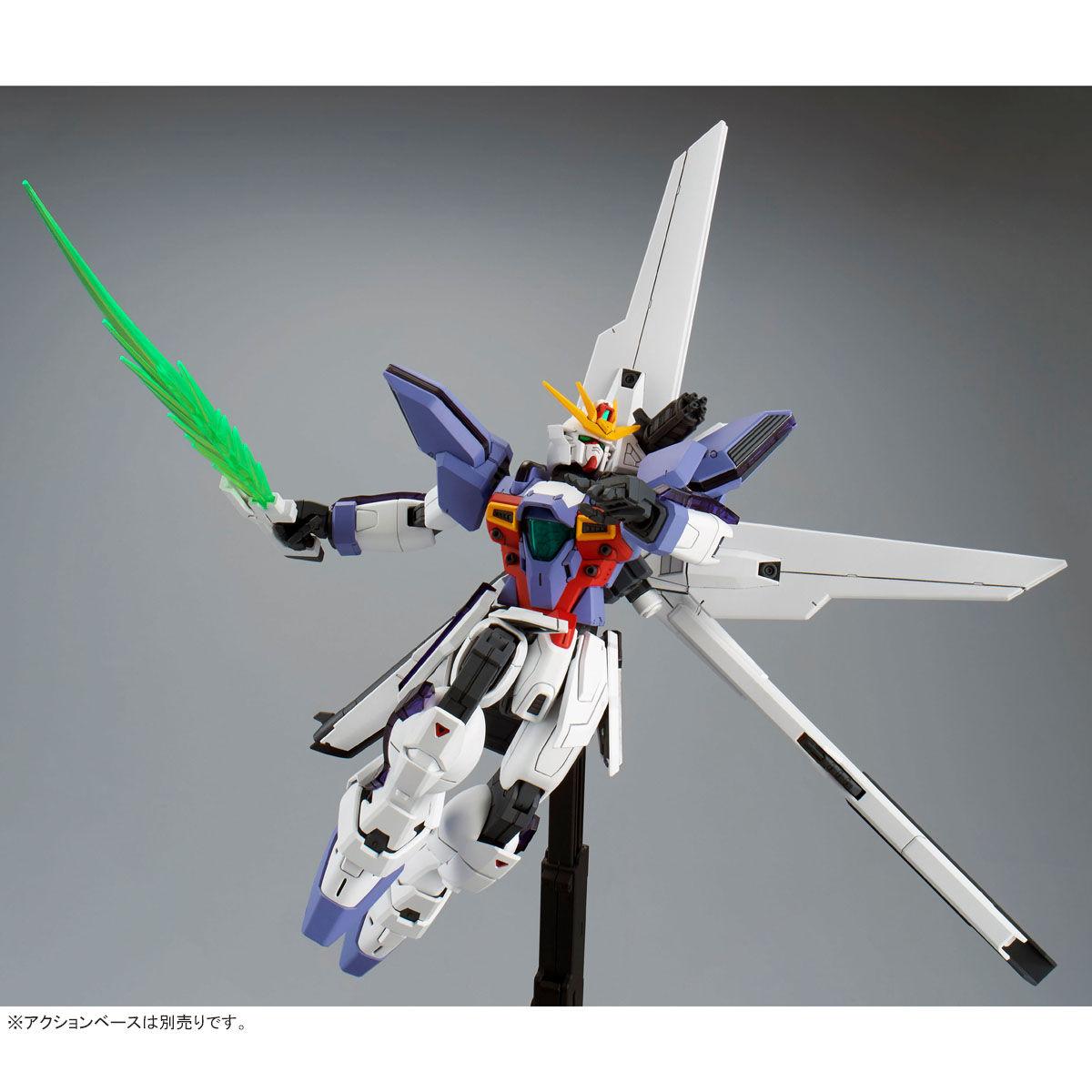 MG 1/100『ガンダムX3号機』プラモデル-008