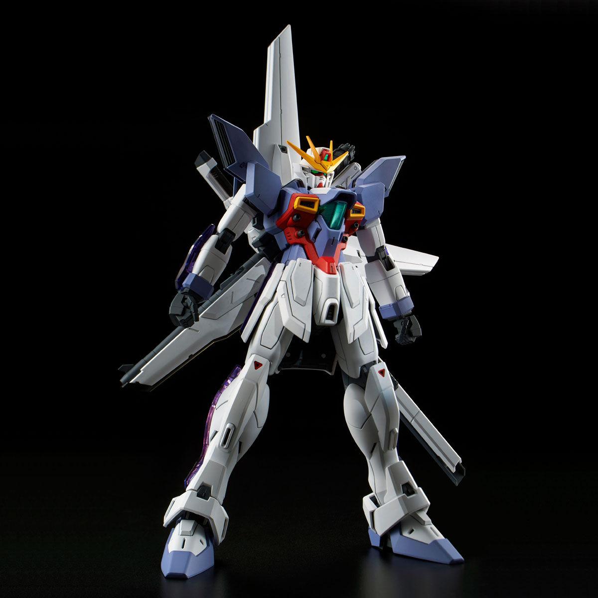 MG 1/100『ガンダムX3号機』プラモデル-009