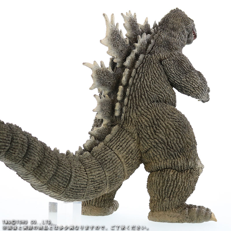 FAVORITE SCULPTORS LINE 東宝30cmシリーズ『ゴジラ(1962)』完成品フィギュア-004
