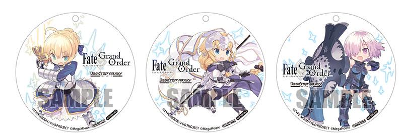 デスクトップアーミー Fate/Grand Order 3個入りBOX-011