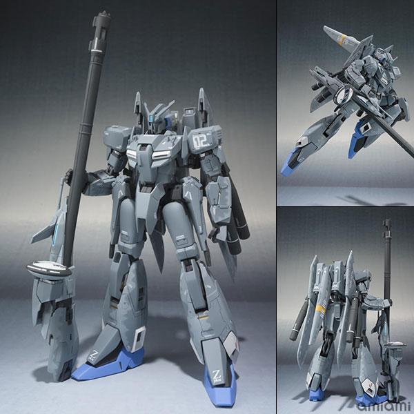 METAL ROBOT魂 (Ka signature) 〈SIDE MS〉 ゼータプラス C1