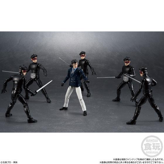 【食玩】SHODO『仮面ライダーVS9』可動フィギュア 10個入りBOX-008