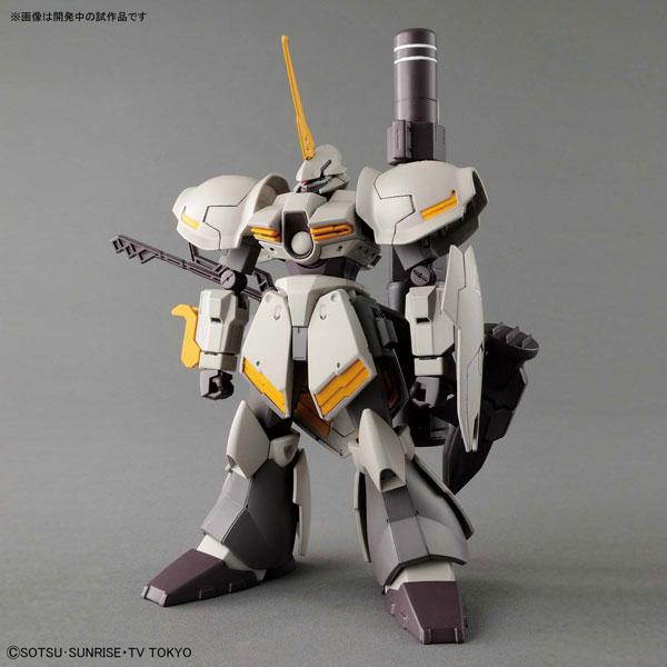 HGBD 1/144『ガルバルディリベイク』プラモデル
