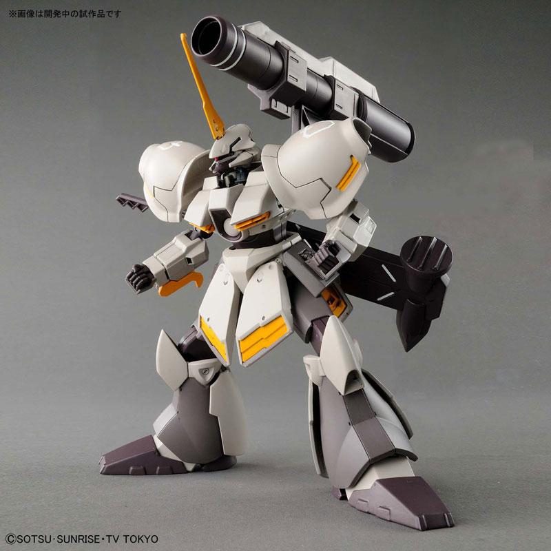 HGBD 1/144『ガルバルディリベイク』プラモデル-006