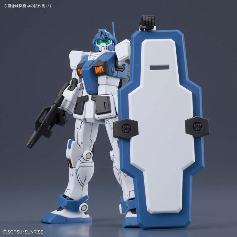 HG 1/144『ジム・ガードカスタム』プラモデル-001