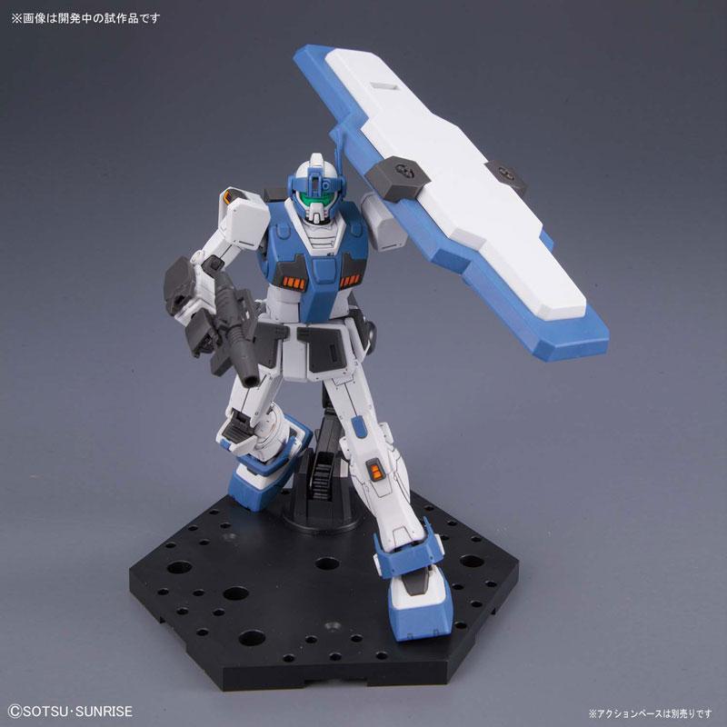 HG 1/144『ジム・ガードカスタム』プラモデル-002