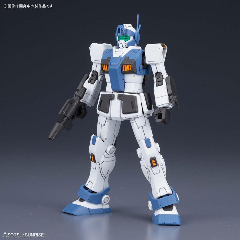 HG 1/144『ジム・ガードカスタム』プラモデル-003