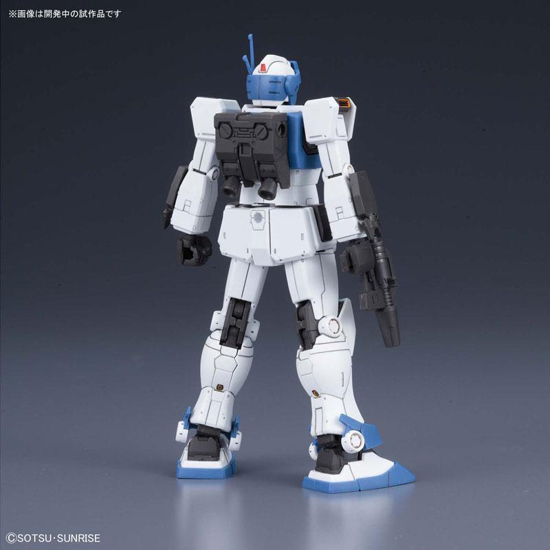 HG 1/144『ジム・ガードカスタム』プラモデル-004