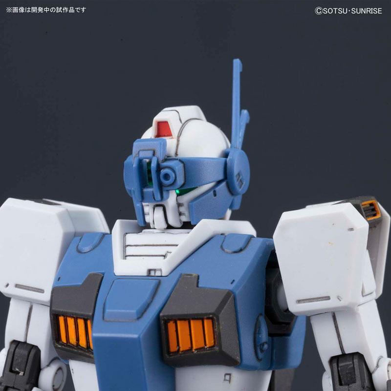 HG 1/144『ジム・ガードカスタム』プラモデル-006