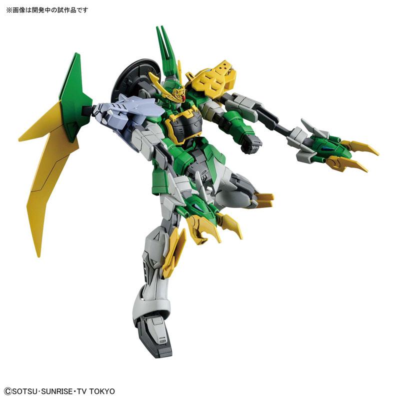 HGBD 1/144『ガンダムジーエンアルトロン』プラモデル-004