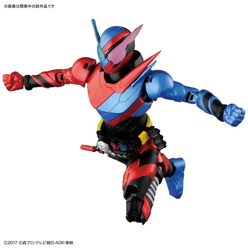 フィギュアライズ スタンダード『仮面ライダービルド ラビットタンクフォーム』プラモデル-009