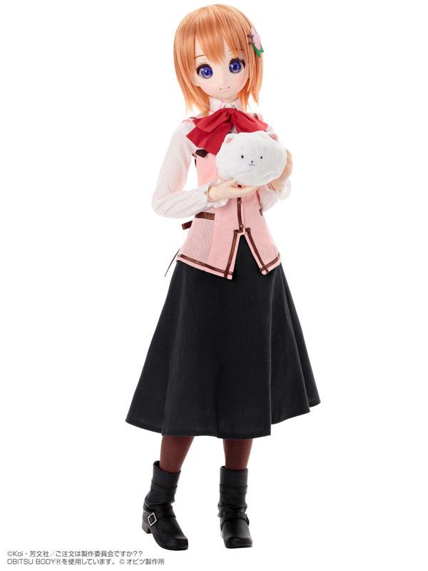 アナザーリアリスティックキャラクターズ 006 ご注文はうさぎですか?? ココア 1/3 完成品ドール-001