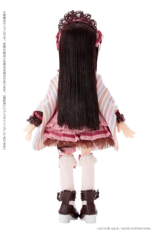 ピコサアラズ ア・ラ・モード ~スイーツ ア・ラ・モード~『クリームあんみつ/柚葉』完成品ドール-003