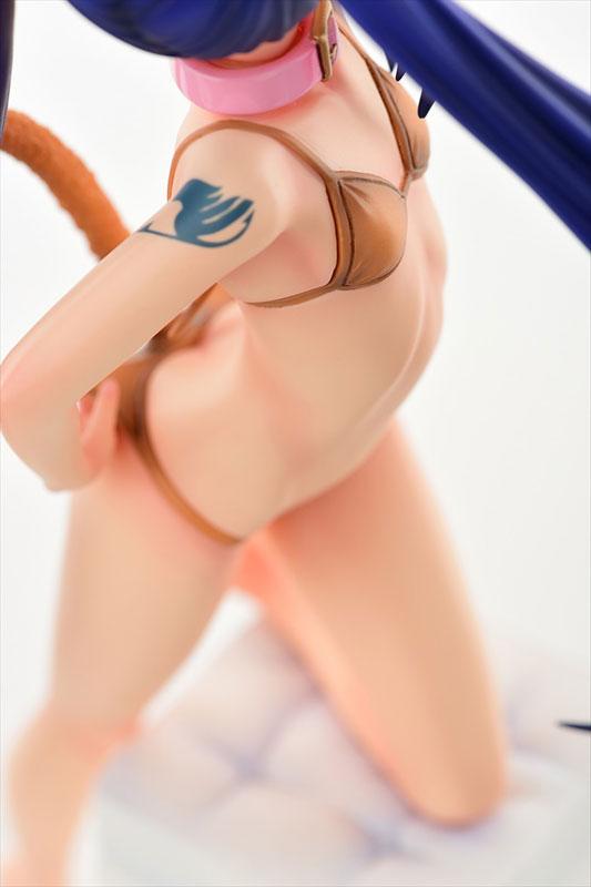 FAIRY TAIL ウェンディ・マーベル・亜麻猫(AMANEKO) Gravure_Style 1/6 完成品フィギュア-007
