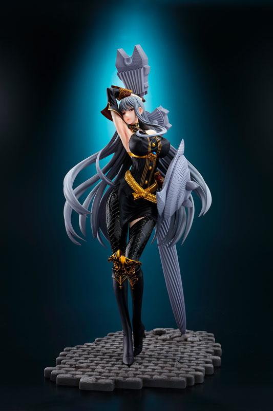 戦場のヴァルキュリア『セルベリア・ブレス-Battle mode-』1/7 完成品フィギュア-001