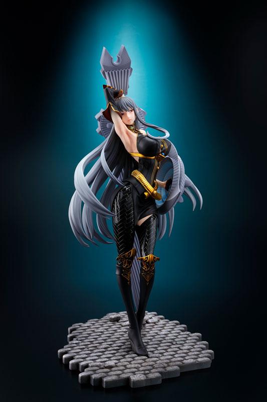 戦場のヴァルキュリア『セルベリア・ブレス-Battle mode-』1/7 完成品フィギュア-002