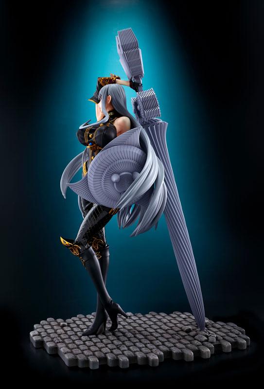 戦場のヴァルキュリア『セルベリア・ブレス-Battle mode-』1/7 完成品フィギュア-003