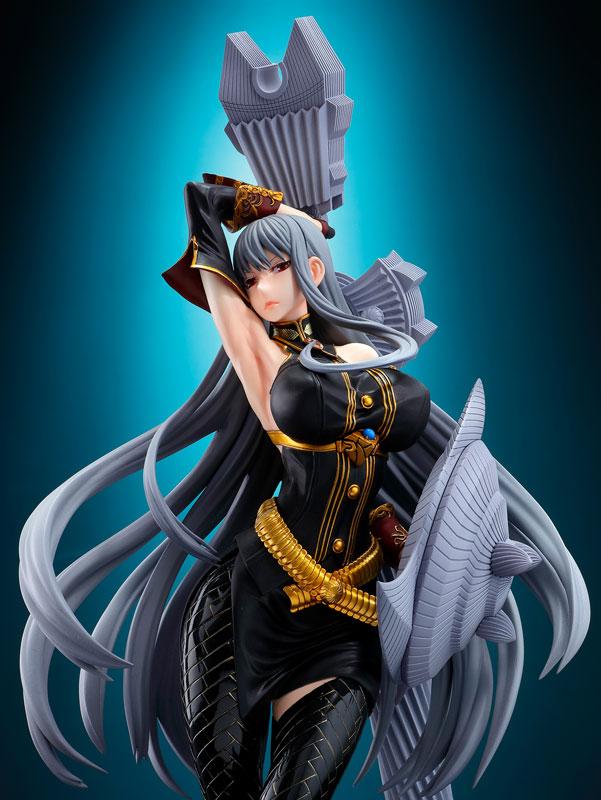 戦場のヴァルキュリア『セルベリア・ブレス-Battle mode-』1/7 完成品フィギュア-005