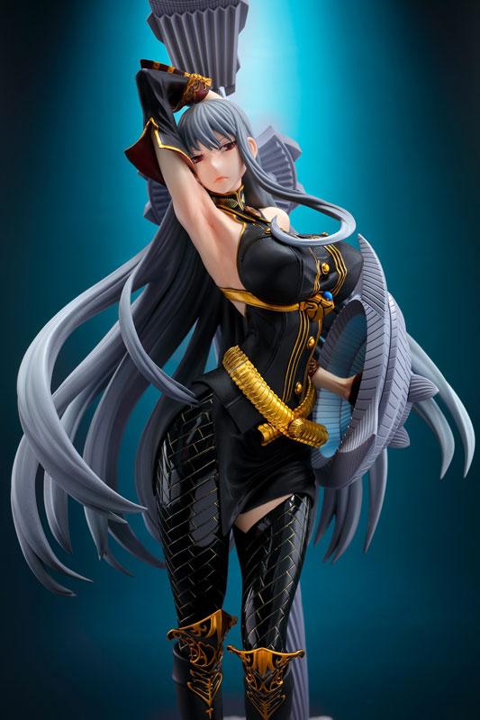 戦場のヴァルキュリア『セルベリア・ブレス-Battle mode-』1/7 完成品フィギュア-006