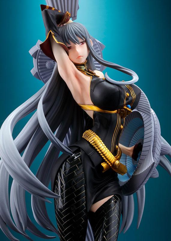 戦場のヴァルキュリア『セルベリア・ブレス-Battle mode-』1/7 完成品フィギュア-007