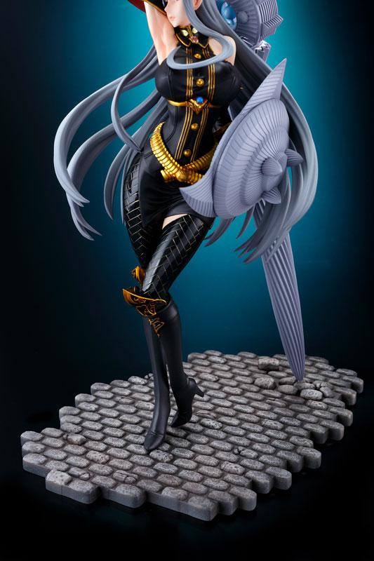 戦場のヴァルキュリア『セルベリア・ブレス-Battle mode-』1/7 完成品フィギュア-008